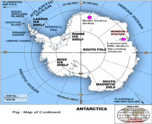 Why is Antarctica turning green